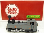 LGB 2070D Steirmarkische 0-6-2 Gray Steam Locomotive with Smoke EX/Box