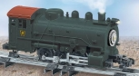 American Flyer 6-48062 S Scale Pennsylvania Dockside Switcher LN/Box
