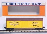 Lionel 6-19538 Hormel Billboard Reefer Car LN/Box