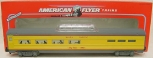 American Flyer 6-48941 S Scale Union Pacific Sky View Vista Dome Dining Car LN