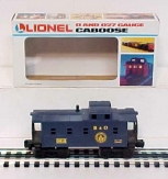 Lionel 6-6918 Baltimore & Ohio SP Type Caboose LN/Box