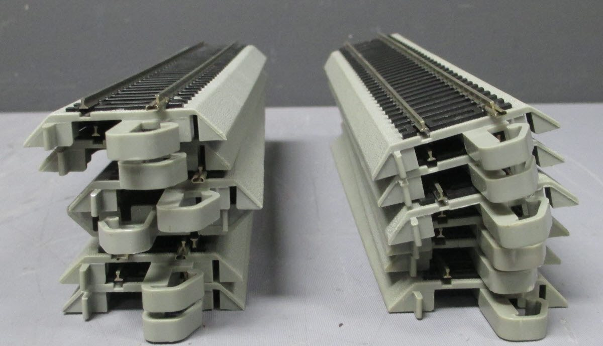 Bachmann HO Scale Assorted Straight & Curved Track Sections [67] EX  Bachmann