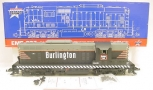 USA Trains 22101 G Burlington GP-9 Diesel Locomotive #268 LN/Box