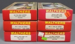 Walthers HO Scale Freight Cars: 932-4902, 932-5956, 932-5652 [6] LN/Box