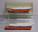 Challenger Imports 2187.1 HO BRASS CM&StP E-6 AA Diesel Set - Factory Painted LN