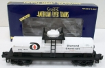 American Flyer 6-48413 S Scale  Diamond Chemicals Single Dome Tank Car NIB