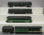 Custom O Gauge Pass Cars: SNERR, SNW, New Haven [5] 3-Rail
