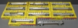 OK Engines/Streamliners HO Scale Assorted Passenger Car Kits: 22, 23, 24,25, 26,