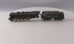 American Flyer 326 4-6-4 New York Central Die-cast Steam Locomotive and Tender