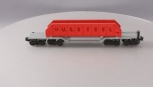 Lionel 6418 4 Truck Die-Cast Machinery Car with Red Girders