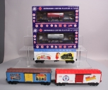 Lionel, Williams & RMT O Gauge Assorted Freight Cars [5] EX/Box