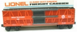 Lionel 6-9450 Great Northern Cattle Car LN/Box