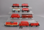 Marklin HO Scale Feuerwehr (Fire Department) Diesel Engine with Fire and Freight