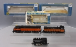 AHM HO Scale Steam & Diesel Locomotives: 5018, 5010K & 5015 B [3]