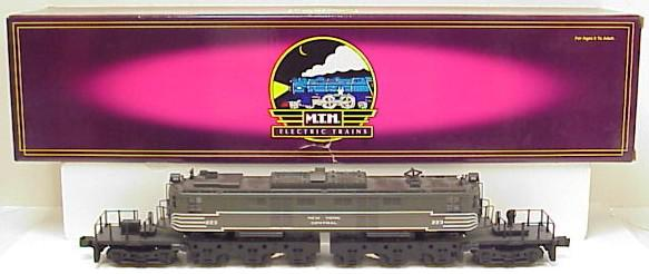 MTH 20-5576-1 P2 Box Cab Electric with Proto-Sound 2.0 (New York Central) NIB