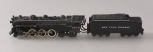American Flyer 5318 HO Scale Vintage Die Cast NYC 4-6-4 Steam Engine & Tender