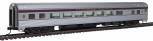 Walthers 910-30004 HO Canadian Pacific 85' Budd Large-Window Coach - Ready to Ru