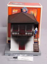 Lionel 6-14104 Animated Burning Switch Tower EX/Box