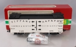 LGB 4074-B02 DSP&PRR Reefer Car - Metal Wheels LN/Box