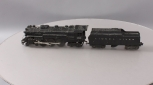 Lionel 2046 Type II 1953 4-6-4 Hudson Steam Locomotive w/2046W Tender