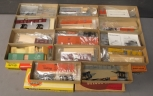 Silver Streak HO Scale Assorted Vintage Freight Car Kits [14]/Box