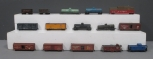 HO Scale Assorted Freight Cars [15]