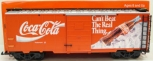 LGB 4291 Coca-Cola Cant Beat The Real Thing Reefer Car LN/Box