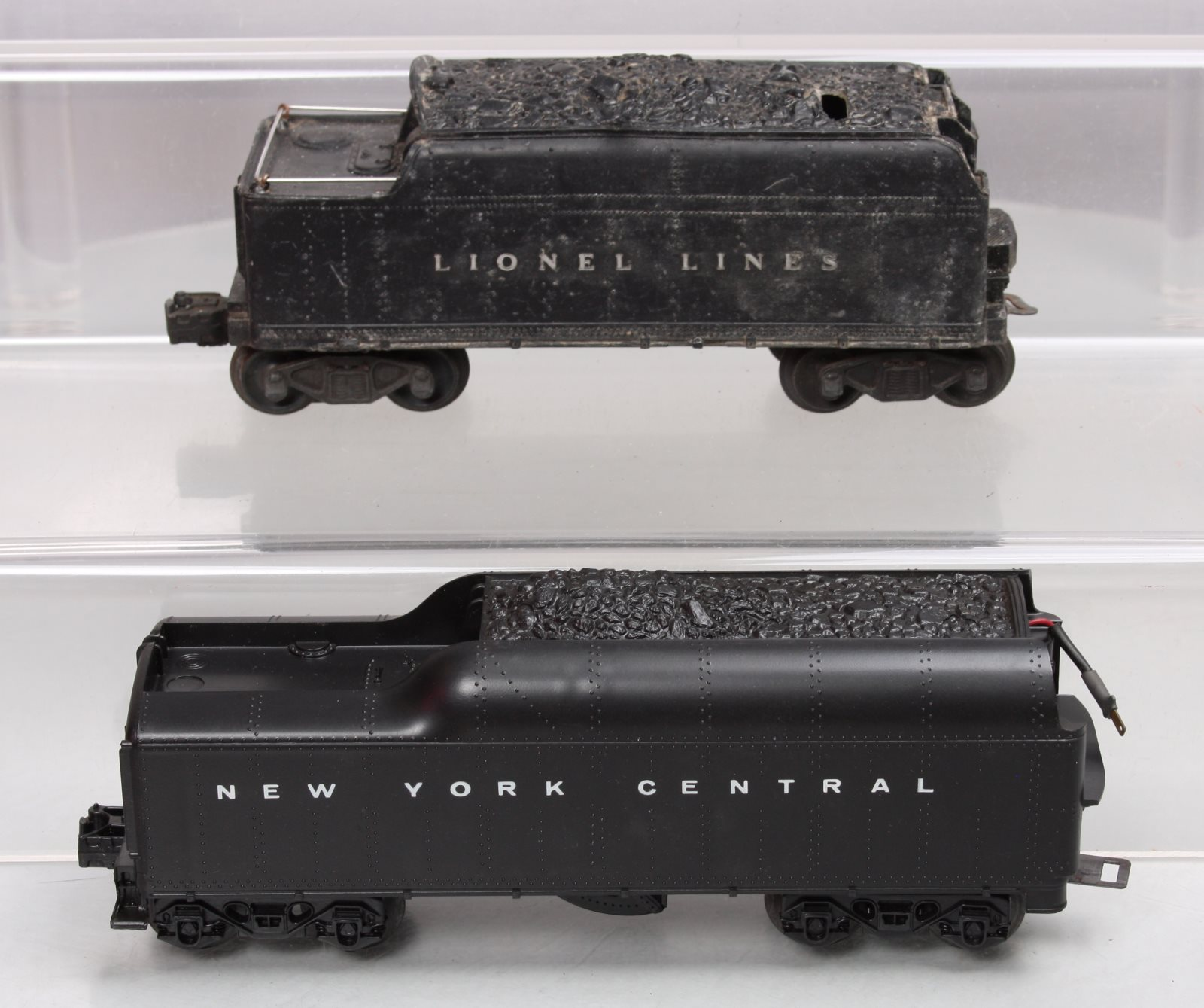 Buy Lionel MPC NYC Coal Tender & 2466WX Postwar Tender