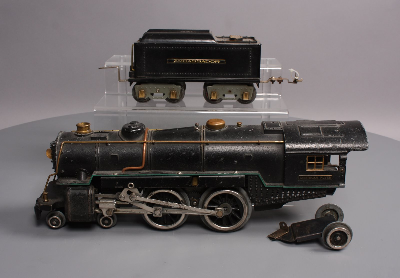 Buy American Flyer 4680 Wide Standard Gauge 4-4-2 Steam