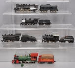 HO Scale Assorted Steam Engines [5]