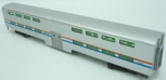 Kato 35-6031 HO Amtrak Bi-Level Passenger Car LN/Box
