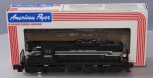 American Flyer 4-8552 S Scale New York Central GP-9 Diesel Locomotive EX/Box