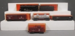 Lionel 2201WS O Postwar 665 Steam Freight Set w/ 6026W Tender/Box