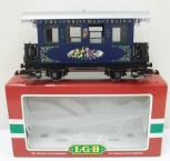 LGB 35073 G Scale 2011 Christmas Passenger Car LN/Box