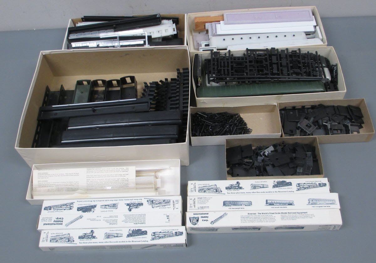 Buy HO Scale Passenger Coach Kits, Parts for Kitbashing