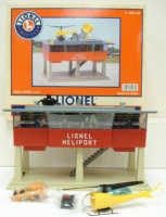 Lionel 6-14084 419 Operating Lionel Heliport MT/Box