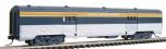 Walthers Rolling Stock 932-55105 72' Pullman-Standard Baggage Car w/Fluted Sides