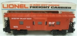 Lionel 6-9272 New Haven Bay Window Lighted Caboose LN/Box
