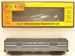 MTH 30-6020 New York Central Streamlined Baggage Car #9152 LN/Box