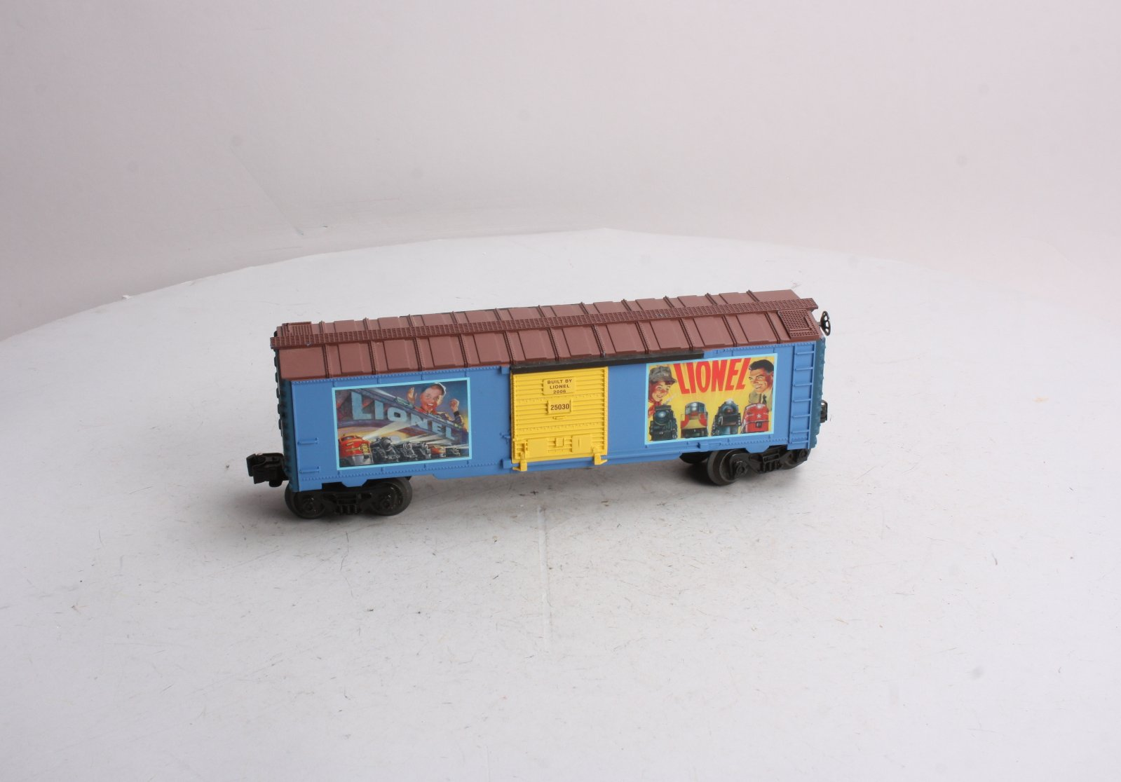 Buy Lionel 6-25030 Lionel Catalog Cover Boxcar LN | Trainz