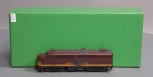 Overland 1884 HO BRASS SOO Line Alco FA-1 Diesel - Weathered/Box
