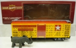 Bachmann 98171 Emmett Kelley Circus Elephant Stock Car LN/Box