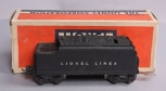 Lionel 2666W Operating Whistle Tender/Box