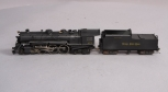Nickel Plate Products HO Scale BRASS L-1a 4-6-4 Steam Loco & Tender EX