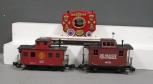 Bachmann & Other G Scale Circus, Santa Fe and Rio Grande Southern Freight Cars [