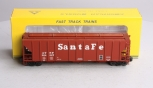 American Models 3312 S Scale Santa Fe CD Grain Hopper #304227 LN/Box
