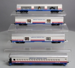 Lionel 2587 HO American Freedom Passenger & Freight Cars Only
