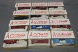 AccuRail HO Scale Freight Cars: 1577, 4706, 5274, 2701, Etc [12]/Box