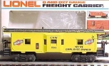 Lionel 6-9361 C&NW Bay Window Illuminated Caboose LN/Box