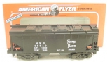 American Flyer 6-48610 S Scale Nickel Plate Road Covered Hopper NIB